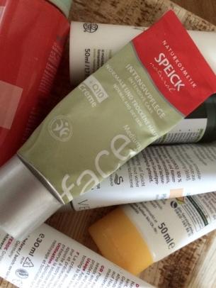 Eine, zu der man zurück kehrt: Die SPEICK Natural Face Intensivpflege Creme (hier in Medium)