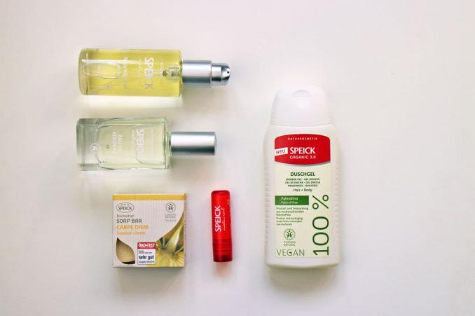 Im trend f nf minimalistische produkte von speick for Trend minimalismus