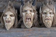 Schutz vor bösen Geistern: Dem Speick wird nachgesagt unheilvolle Gesatlten und sogar den Teufel fern zu halten (Foto: Pixabay)