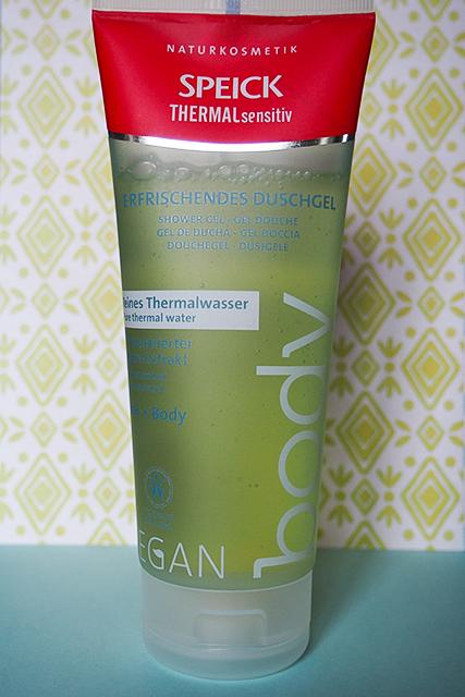 speick thermal sensitiv erfrischendes duschgel